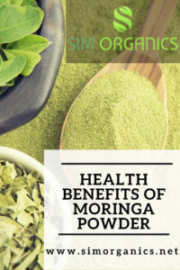 Health Benefits Of Moringa Powder