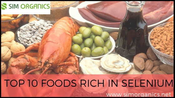 Top Foods Rich In Selenium