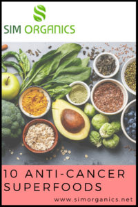 10 Anti Cancer Super Foods
